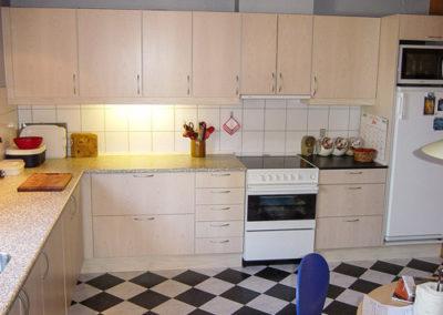 Renovering af ældre køkken